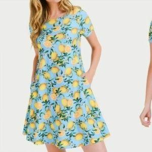 2XL Summer Dress
